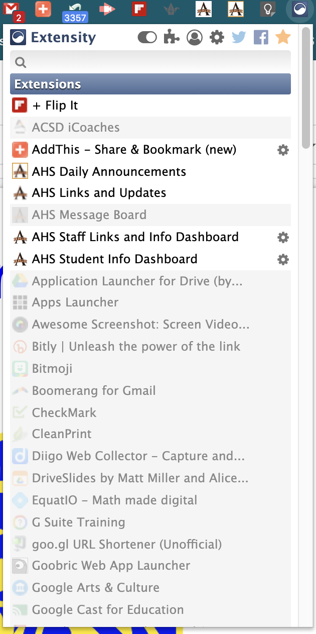 Extensify – A Must Have Chrome Extension When You Have Too